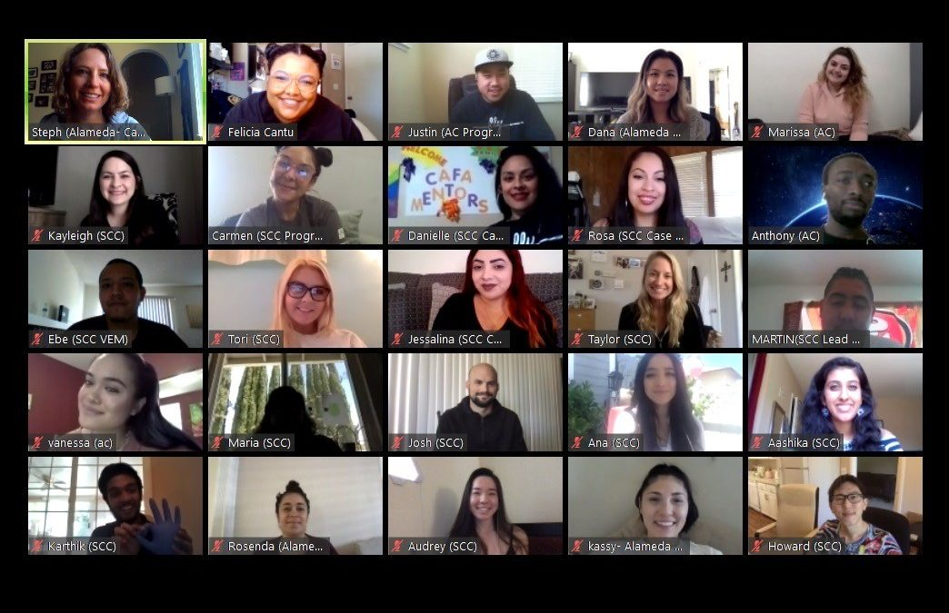 FLY's Virtual New Mentor Training