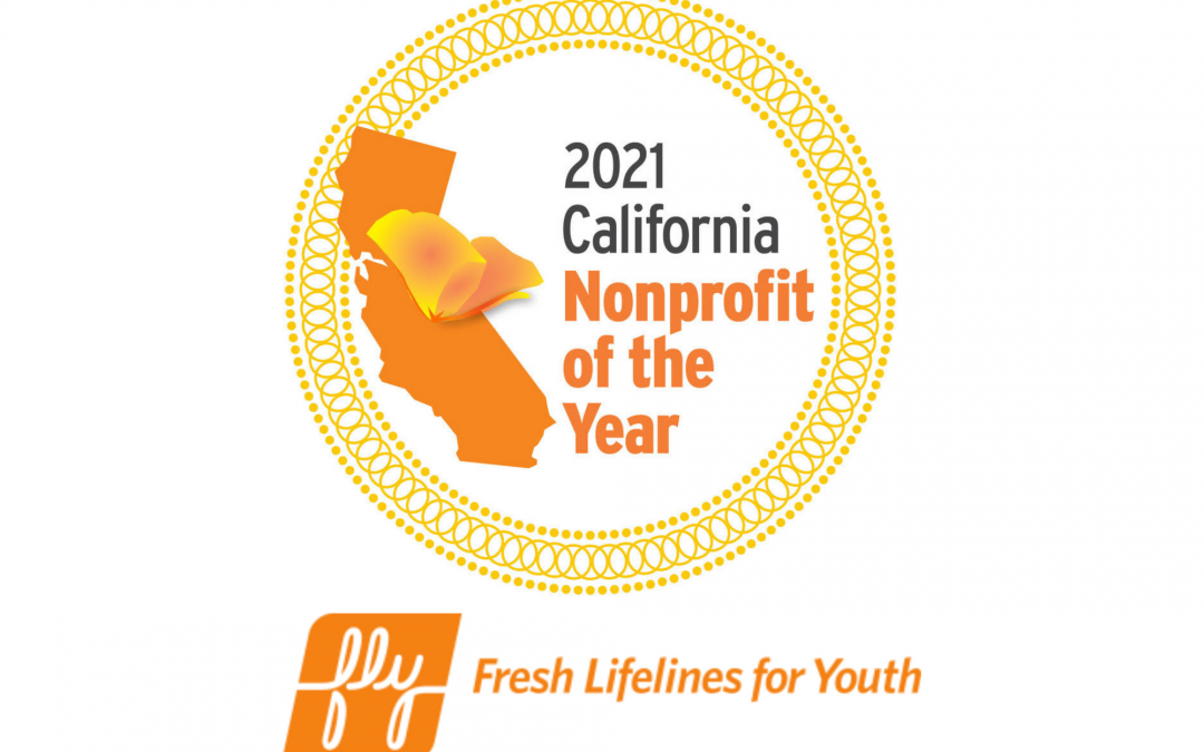 FLY is a California Nonprofit of the Year!